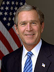Photograph of George W. Bush