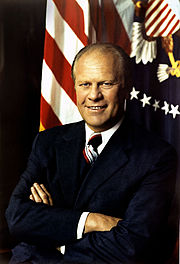 Photograph of Gerald Ford